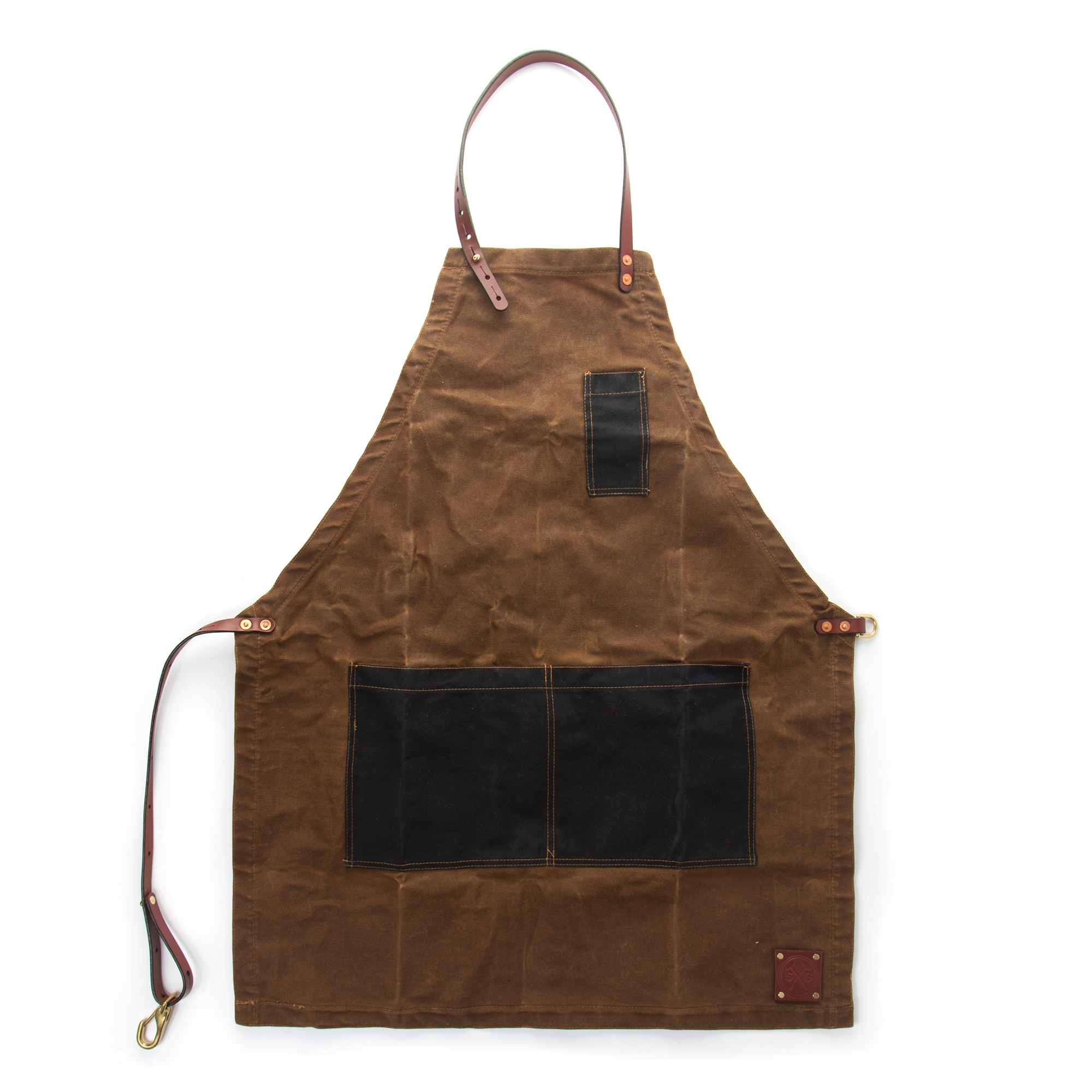 Sturdy Brothers Waxed Canvas Apron